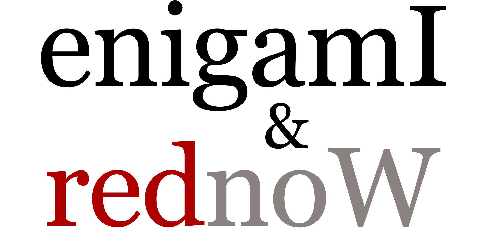Enigami Rednow Publishing
