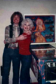 FUN WITH DOLLY IN THE STUDIO 78