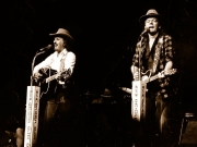 GIB AND I ON THE GRAND OL OPRY