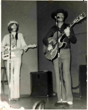 ONSTAGE WITH ONE MAN'S FAMILY AT 2ND CITY, CHICAGO 1969