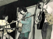 PLAYING WITH GLEN FREY & JD SOUTHER 1968